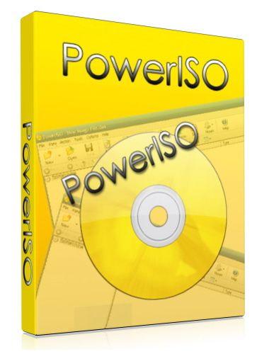 برنامج الاسطوانات الرائع PowerISO final